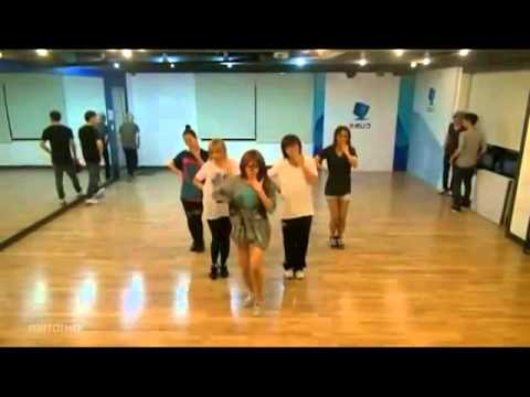 Hyuna   Bubble Pop mirrored slow dance practice   YouTube