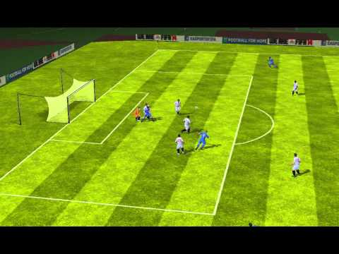 FIFA 14 Android - Sevilla FC VS Real Madrid