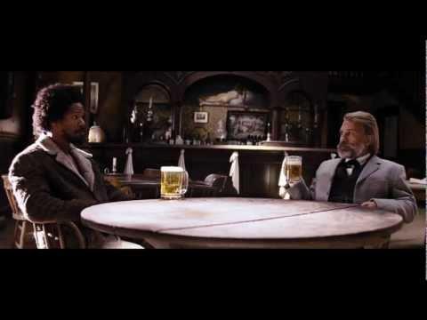 Django Unchained - Official HD Teaser Trailer - Leonardo DiCaprio, Jamie Foxx, Quentin Tarantino,