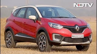 Renault Captur Petrol, Mini Cooper S Convertible & Royal Enfield Scramble - NDTV