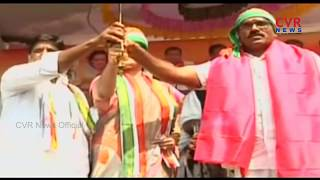 First phase of Congress campaign Began In Mahabubnagar | CVR NEWS - CVRNEWSOFFICIAL