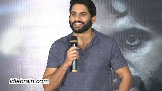 Naga Chaitanya Press Meet - IDLEBRAINLIVE