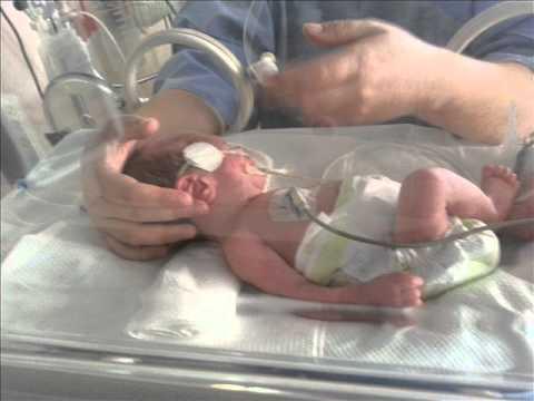 Joaquin , Mi bebe prematuro