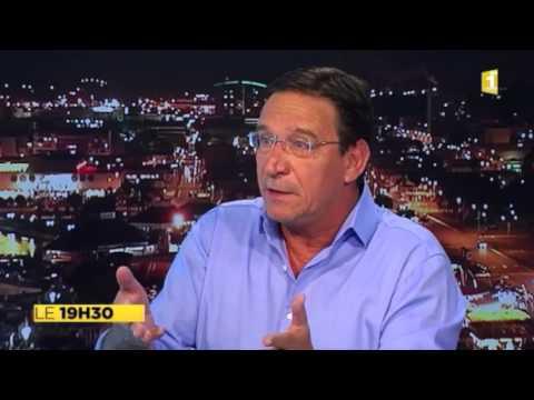 Philippe Gomès et le contrat de gouvernance solidaire - 30-11-2014
