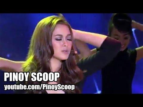 Maja Salvador's Sexy Opening Number On 'Gandang Gabi Vice' (GGV)