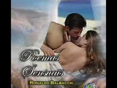 POEMAS SENSUAIS - RONALDO BALBACCH