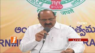 AP Govt To Introduce  Patent First Policy in AP | Minister Kamineni Srinivas Rao | iNews - INEWS