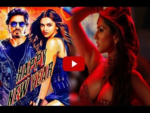 Sunny Leone HOT Item Song in 'HAPPY NEW YEAR'