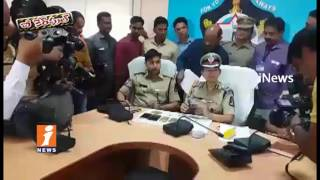 City Police Busted Rajasthan Thieves Gang In Hyderabad | Be Careful | iNews - INEWS