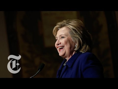 Hillary Clinton 2016 YouTube Video