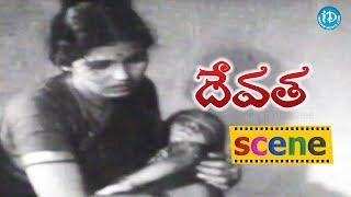 Devata Movie Scenes - Lakshmi Left From Priest House || Chittor V Nagaiah - IDREAMMOVIES