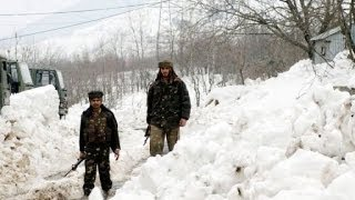 Deadly Avalanche in Jammu and Kashmir - TIMESNOWONLINE