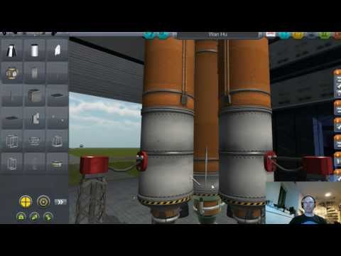 Kerbal Space Program - v0.20 Release Live Stream