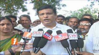 Govt Will Take Care Of Kidney Diseases Victims in Bethampudi | Jalagam Venkat Rao | iNews - INEWS