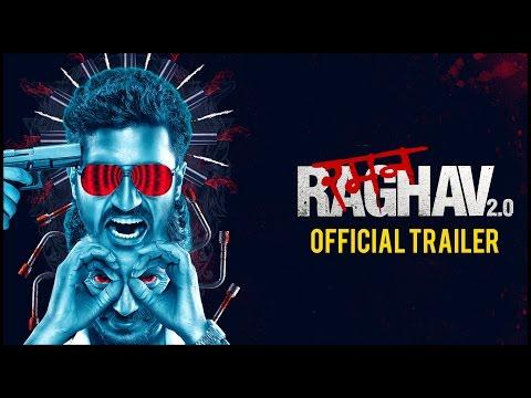 Raman Raghav 2.0 | Official Trailer | Nawazuddin Siddiqui & Vicky Kaushal