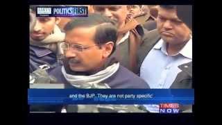 Politics First : The Delhi duel - Part 1 - TIMESNOWONLINE