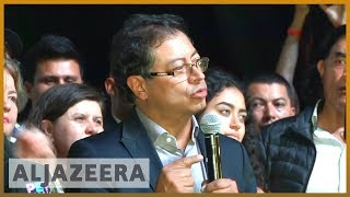 Can leftist Gustavo Petro become Colombia's first president? - ALJAZEERAENGLISH