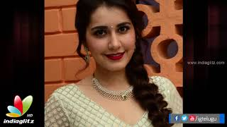Jai Lava Kusa actress Raashi Khanna latest photoshoot || #RaashiKhanna - IGTELUGU
