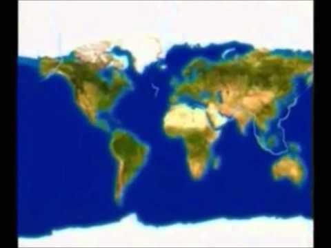 การเคลื่อนที่ของแผ่นเปลือกโลก