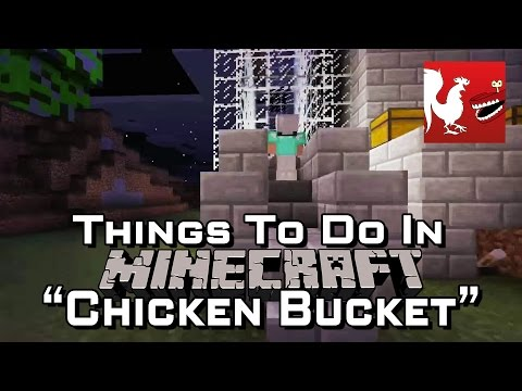 Things to do in: Minecraft - Chicken Bucket