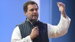 Rahul Gandhi interacts with academics, intellectuals; makes education system his focus - NEWSXLIVE