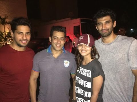Special Screening Of Salman Khan's 'Kick'