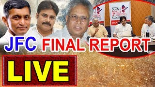 Pawan Kalyan JFC Final Report Press Meet Live  | Janasena JFC Meeting | iNews - INEWS
