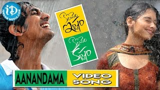 Koncham Ishtam Koncham Kashtam Songs -  Aanandama Video Song - Siddharth, Tamannaah - IDREAMMOVIES