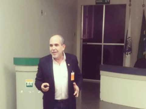 Palestra na Petrobras