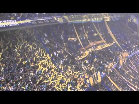 Boca UdeChile Lib12 / La Copa Libertadores es mi obsesion