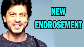 Shahrukh Khan to endorse a Housing Finance company - Bollywood News