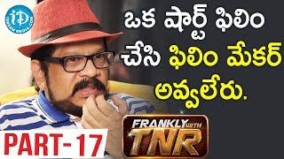 Director Geetha Krishna Interview Part #17 || Frankly With TNR || Talking Movies With iDream - IDREAMMOVIES