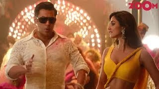 Salman Khan and Disha Patani sizzle in new 'Slow Motion Song' from Bharat | Bollywood News - ZOOMDEKHO