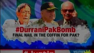 Pakistan yet exposed again: 'Pak aware of US operation to nab Laden', says Asad Durrani - NEWSXLIVE
