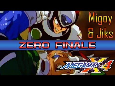 Mega Man X4 - Zero Run Part 07: Zero FINALE! | Too Much Gaming