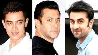 PB Express - Salman Khan, Aamir Khan, Ranbir Kapoor and others