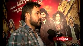 Emraan Hashmi missing Kangna Ranaut during 'Ungli' promotions | Bollywood News