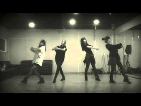 miss A - Touch mirrored Dance Practice/MV