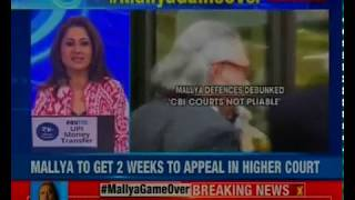 UK Court orders Vijay Mallya's Extradition; Mallya to get 2 weeks to appeal in HC| The X Factor - NEWSXLIVE