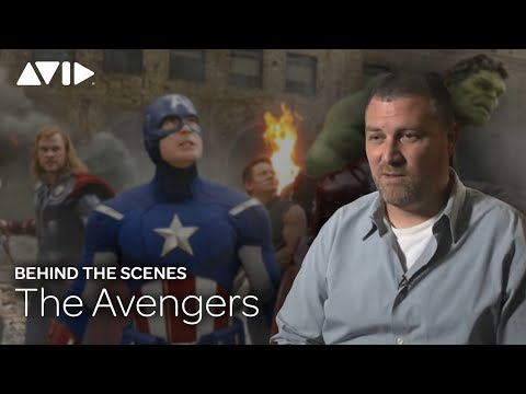 The Avengers: The Editing Team Speaks