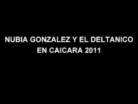 CONTRAPUNTEO NUBIA GONZALEZ Y EL DELTANICO EN CAICARA DE MATURIN