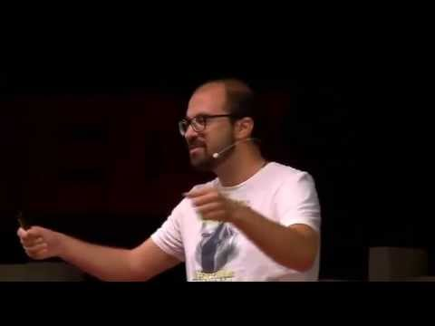 Breaking the walls between school and society: Angelos Patsias at TEDxThessaloniki