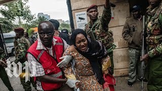 Attack on upscale Nairobi hotel claimed by al-Shabab militants - WASHINGTONPOST