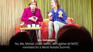 Germans turn to the cabaret to make sense of Angela Merkel - WASHINGTONPOST