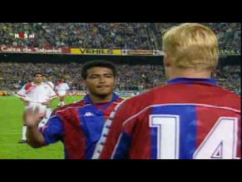 FC Barcelona Sevilla 5 2 final game & championship game 14 may 1994
