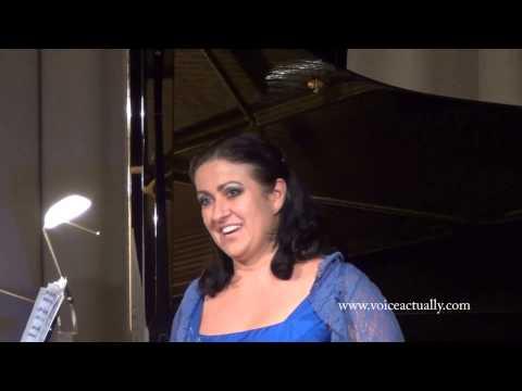 Carla Regina Voice Actually: Fortunata e Eumolpus by B. Maderna