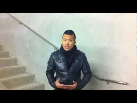 Canada's Got Talent 2012 - Ken de los Santos - The Prayer - Last Chance Audition