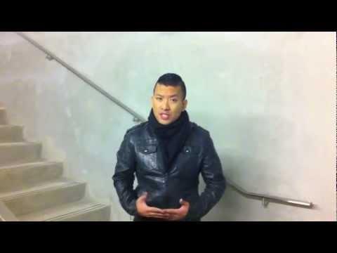 Canada's Got Talent 2012 - Ken de los Santos - The Prayer - Last Chance Audition
