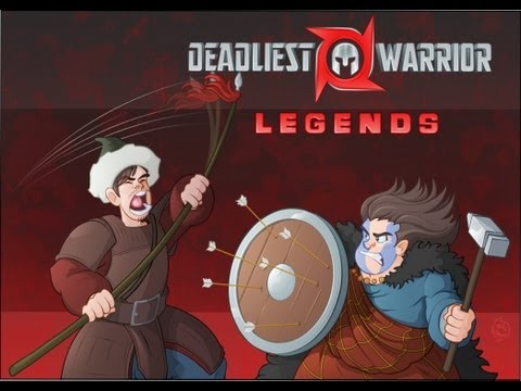Kusoge Club: Deadliest Warrior Legends | Ashens