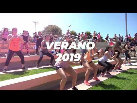 Bienvenidos a la Playa del Deporte 2019